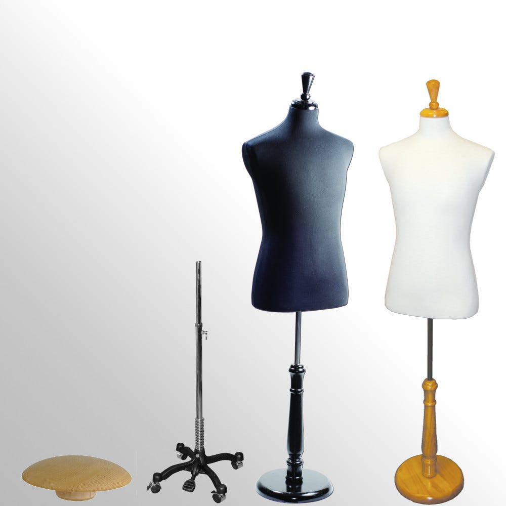 Dress Forms & Bases