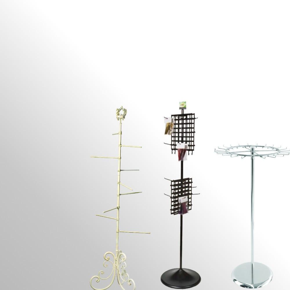 Floorstanding Spinners