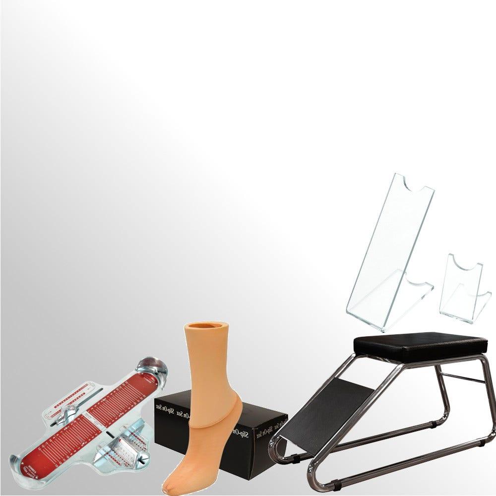 Footwear Displays, Supplies & Equipment