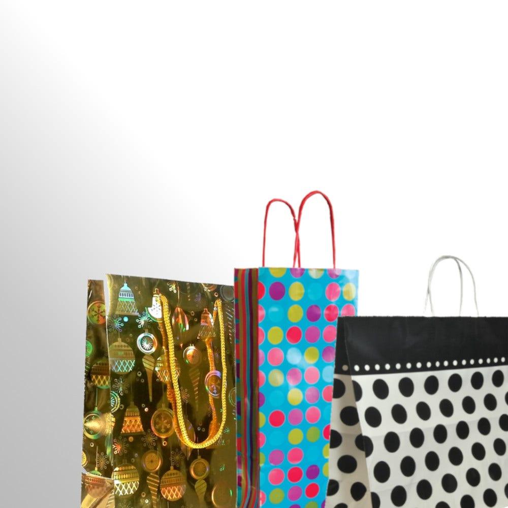 Gift & Bottle Bags