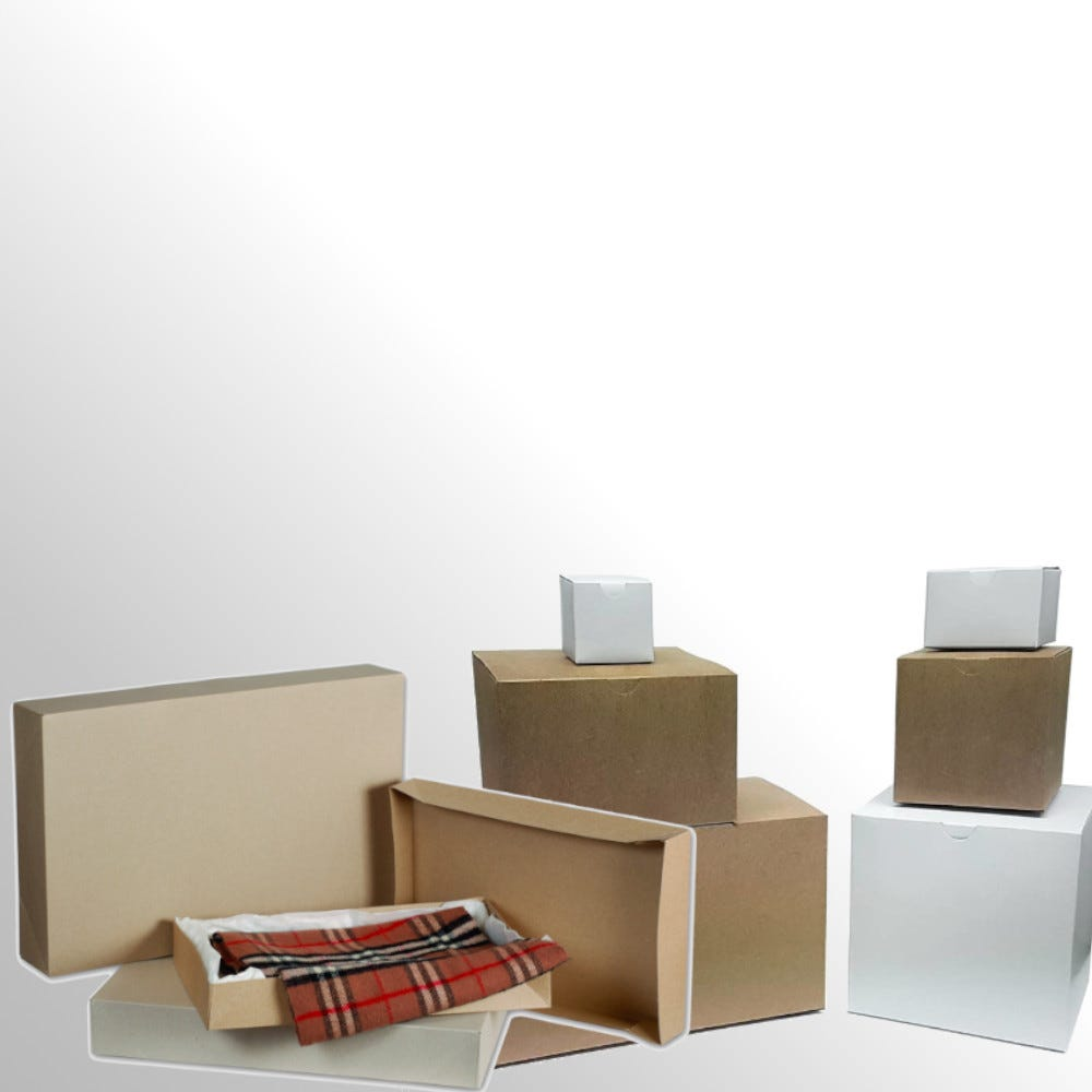 Gift and Garment Boxes