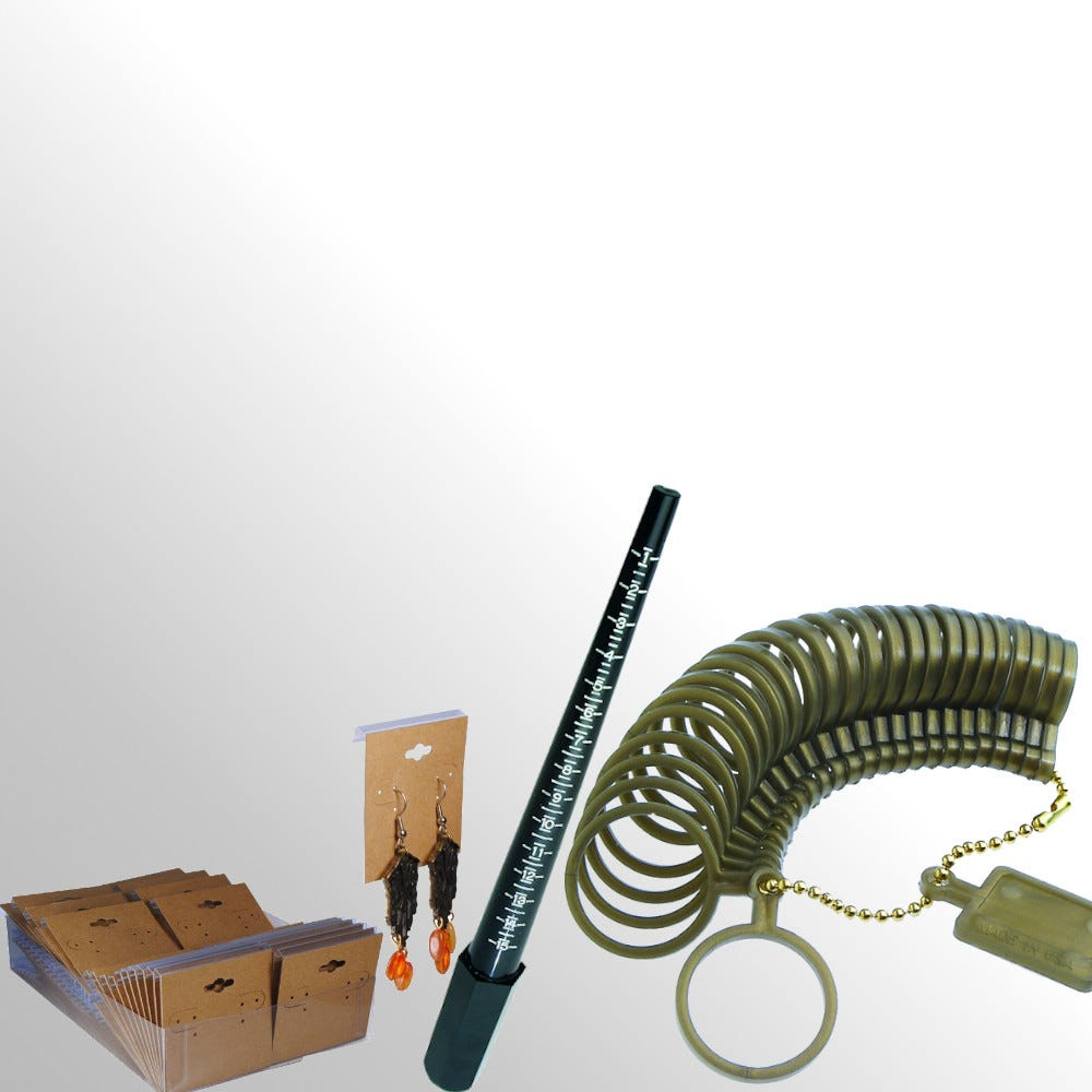 Jewellery Supplies & Equipment