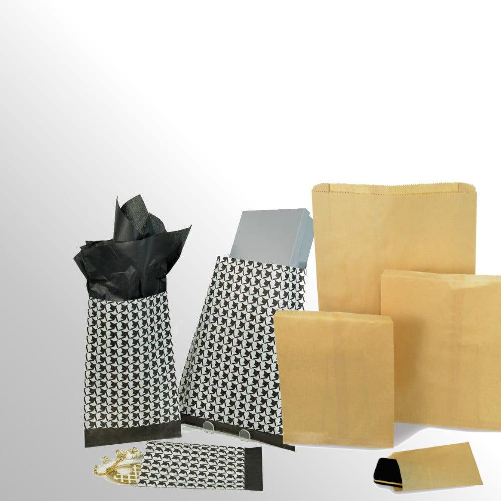 Kraft Notion Paper Bags
