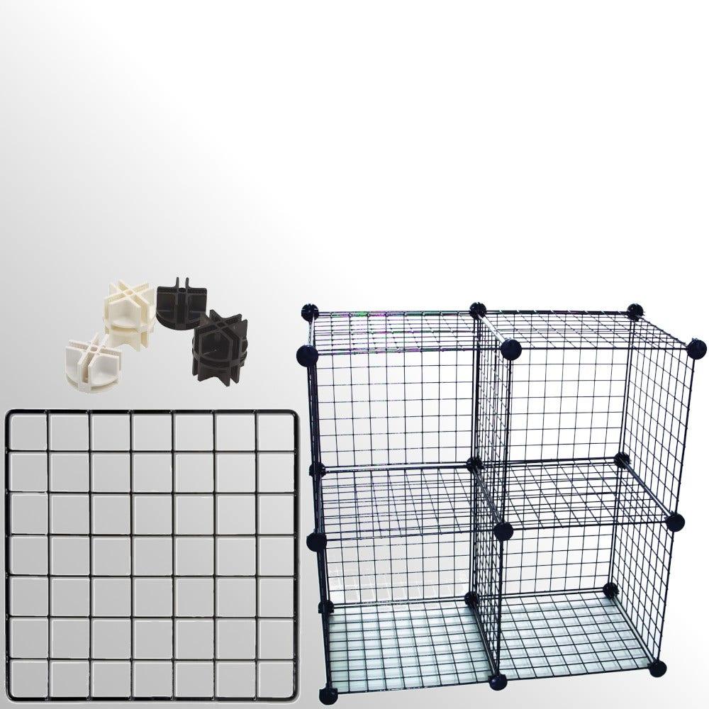 Modular Mini Grid Cubes