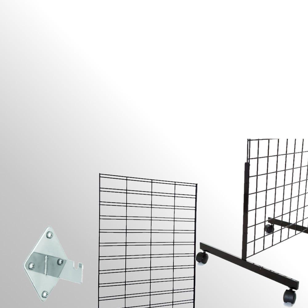 Grid Panels, Units, Connectors & Bases