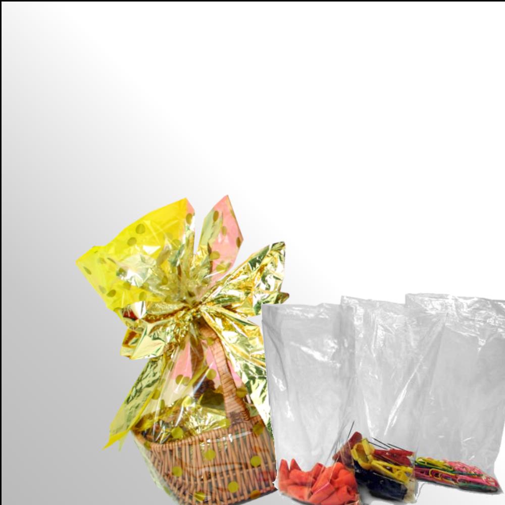 Poly & Cellophane Bags