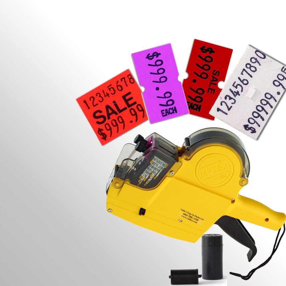 Price Guns, Labels & Parts