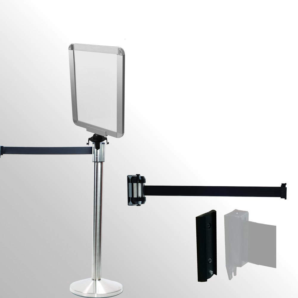 Retractable Belt Stanchions & Barriers