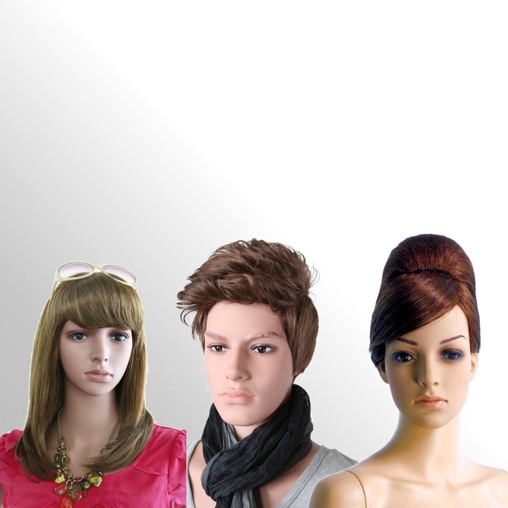 Wig For Mannequins