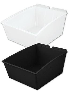 Popbox ™ | Big | Clear & Black