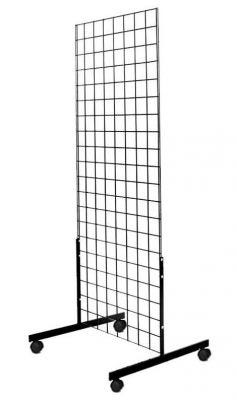 Single Grid Panel with Legs