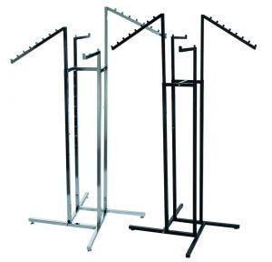 4 Arm Racks (square tubing) - 2 Straight 2 Slant Arms
