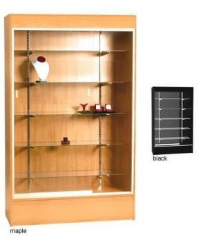 Full Vision Display Cabinets/ Towers