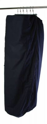 Canvas Salesman's Garment Bags | Blue Canvas