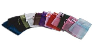 Organza Bags | Assorted Colours
