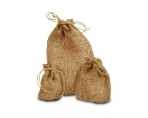 Jute Pouches | Natural | Limited Quantities