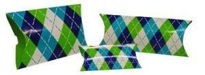 Trevor Stripe Gift Pillow Pouches | Large