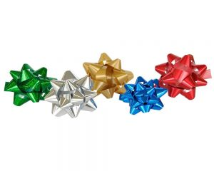 Assorted Star Bows