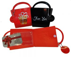 Purse Shaped Gift Card Holders