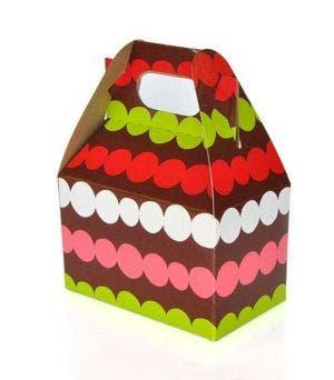 Gable Box Small | Holiday Happiness