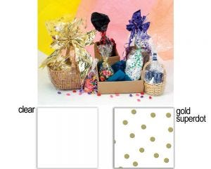 Gift Basket Bags