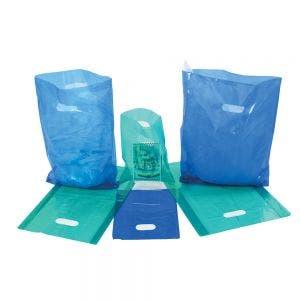 Plastic Jeweltone Bags | 2.0 mil