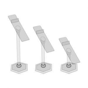 Plastic Countertop Shoe Riser Set