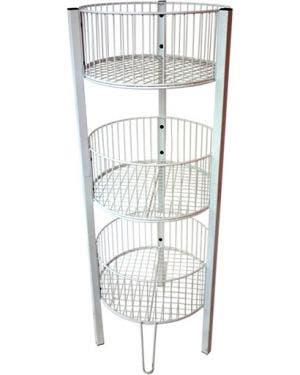 Three Tier Basket Stand