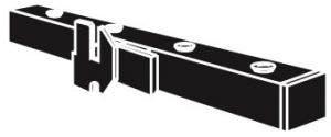 Mini-Ladder Shelf Bracket