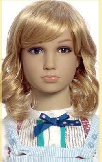Girl's Soft Curls Wig