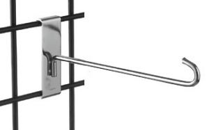 Grid Hooks with Safety Return