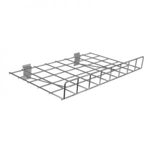 Slatwall Flat Wire Shelf