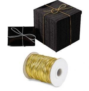 Metallic Elastic Stribbon Roll