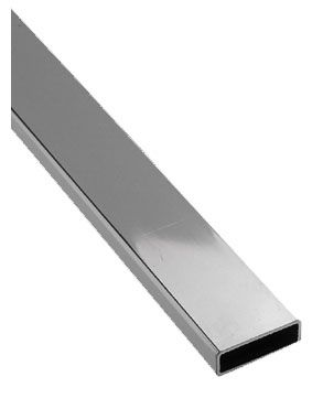 Chrome Rectangular Tubing (1/2