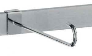 Safety Hooks for Rectangular Hangrail