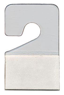 Repair Tab (plastic hang tab) 1