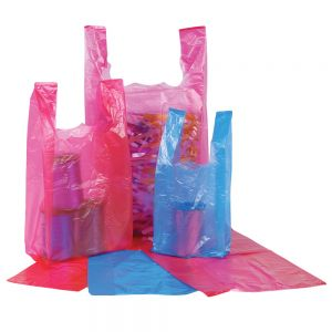 Medium Density Rainbow T-Shirt Bags
