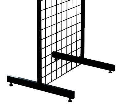 Grid Bases, Leg, Wallmount, Connectors